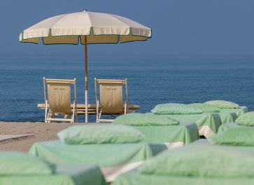 Bagno eden parkstabilimento balneare fiumetto marina di pietrasanta versilia toscana - Bagno roma fiumetto ...